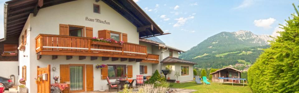 Haus München Schönau am Königssee Berchtesgaden